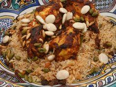 Receta | Kabsa (Pollo con arroz típico de Arabia Saudita) - canalcocina.es