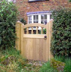 Wooden Garden Gates For Sale Deck Gate, Wooden Garden Gate, Wooden Gates, Driveway Gate, Garden Gates For Sale, Garden Gates And Fencing, Fence Gates, Wooden Gate Designs, Fence Gate Design