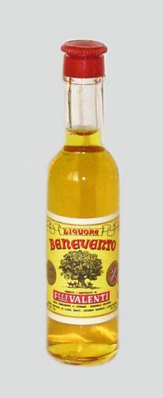 Valenti Eridanea - Mini Liquor Bottles - Benevento - https://sites.google.com/site/valentieridanea/