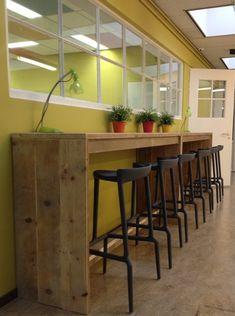Buitenschoolse opvang  BSO inrichting Inrichting MOOi van John van Neer Break Room, Installation Art, Lounge, The Unit, School, Projects, Furniture, Home Decor, Classroom