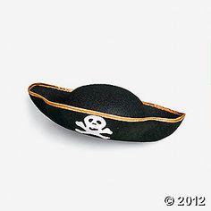 Pirate Hat ~ Oriental Trading
