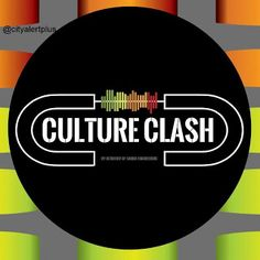 Welcome to City Alert Plus Dont Miss CultureClash Live The Past, Company Logo, Cap, Activities, Live, People, Wave, Baseball Hat, Peaked Cap