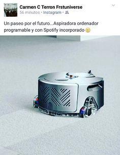 Aspiradora multifuncional #robots #tecnologia
