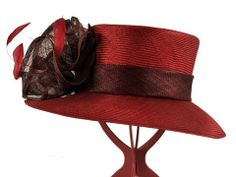 Abby - Hat Hire | Hat Borrower Red Feather, Red Media, Red Band, Brim Hat, The Borrowers, Hats, Design, Business, Products