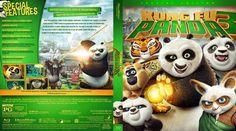 Kung Fu Panda 3 Blu-ray Custom Cover