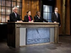 One of the best shows on TV, and certainly the best show on the Food Network. Love Chopped!