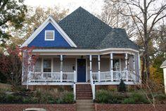 saved house historic oakwood raleigh n.c.