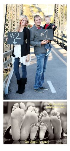 the Stork is Coming: The best pregnancy photo announcements with older siblings http://storkcoming.blogspot.it/