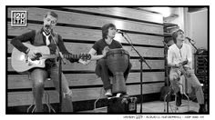 Photo 225 of 365  HANSON 2007 - Acoustic Performance - New York NY    This is a shot of us during a random acoustic performance we did in New York, during the promotion of The Walk album in 2007. Who has seen us do a stripped down acoustic promo show? Tell us about it.    #Hanson #Hanson20th