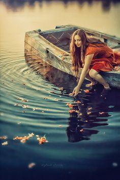 Nieuws geeft een gevoel van rust, net als het poedelen in een rustig kabbelende rivier dat kan doen.