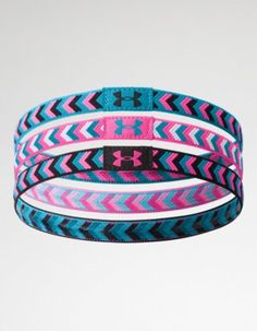 Girls Under Armour UA Storm ColdGear Infrared Fleece Headband Head Band Teal