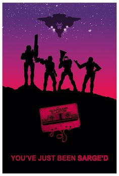 Guardians of the canyon. THIS IS FANTASTIC