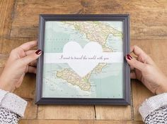 DIY Instructions: Message for lovers and globetrotters // diy: love mail for . Diy Love, Love Mail, Diy Cadeau, Diy And Crafts, Paper Crafts, Farewell Gifts, Deco Nature, Idee Diy, Saint Valentine
