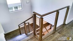 Modern Indoor Stair Railing Kits Systems For Your Inspiration 31