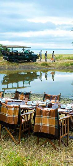 Lake Manyara Tree Lodge, Tanzania