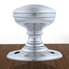 Delamain DK35 Plain Mortice Knob Handles | Ball Type Handles. #doorballhandle #doorknob #elegantdoorknob