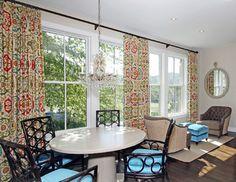 """The Farm"" - farmhouse - dining room - dc metro - PT Designs Inc. Paula Tranfaglia - Decorating Den"