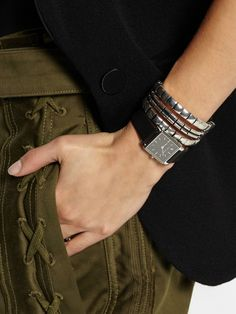 Isabel Marant Designed A Watch!