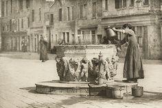 A Venetian Well   Stieglitz, Alfred,  1894