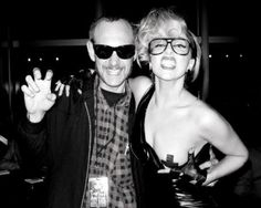 Terry Richardson + Lady Gaga + su teta