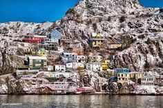 Second Chance Heroes - A video game developed in Newfoundland & Labrador Miss Canada, O Canada, Canada Travel, Newfoundland Canada, Newfoundland And Labrador, Around The World In 80 Days, Around The Worlds, Canada Images, Oh The Places You'll Go