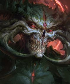 Inspiration for Shades of Evenfall, dark vampire fantasy by LD Bloodworth. Fantasy Demon, Fantasy Monster, Monster Art, Dark Fantasy Art, Fantasy Artwork, Demon Artwork, Dark Creatures, Fantasy Creatures, Arte Horror