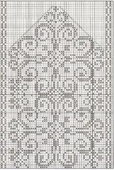 Norwegian Pattern zoomed in