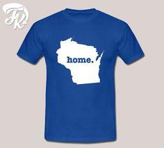 Wisconsin Home Design Men or Unisex T-Shirt