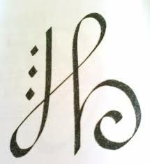 Angelic symbol for faith - For everyone who wonders what the Tattoo on my forearm is,..here you go! :)