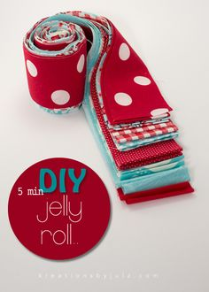 jelly roll of your favorite fabrics Quilting Tips, Quilting Tutorials, Machine Quilting, Quilting Projects, Sewing Projects, Quilting Fabric, Sewing Tutorials, Jellyroll Quilts, Lap Quilts