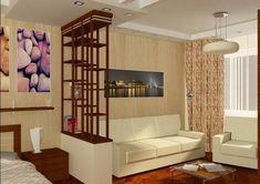 дизайн спальни гостиной3