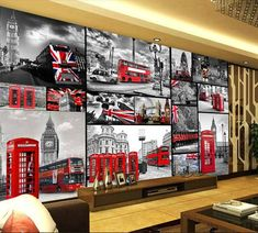 England Big Ben & red bus background  Price: 19.54 & FREE Shipping  #Jewelry #Watches #Watches #Earrings