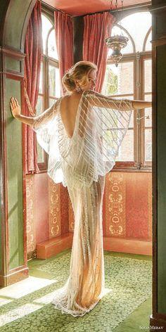 Solo Merav 2016 Wedding Dresses — + Interview with Designer Merav Solo   Wedding Inspirasi