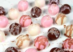 It's no secret that I have a sweet spot for dessert-inspired soap. From cupcake soap to doughnut soap, beautifully decorated desserts have inspired a lot of fun projects. These melt and pour soap truffles look incredibly realistic, and make perfect guest size soaps. They are scented with Butter Mints Fragrance Oil,which was the number one …