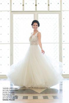 Editorial | Vestidos de noiva para rodar feliz! | Vestida de Noiva | Blog de Casamento por Fernanda Floret | http://vestidadenoiva.com/editorial-vestidos-de-noiva-para-rodar-feliz/