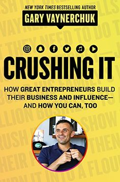 Crushing It!: How Great Entrepreneurs Build Their Busines... https://www.amazon.com/dp/0062674676/ref=cm_sw_r_pi_dp_U_x_nbSlAbNW4PN9X