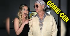 Jennifer and Bill Murray <3