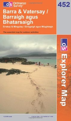 Barra and Vatersay / Barraigh Agus Bhatarsaigh (OS Explorer Map Series) by Ordnance Survey http://www.amazon.co.uk/dp/0319239888/ref=cm_sw_r_pi_dp_81Avwb00NHPYF