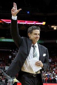 Coach Rick Pitino