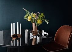 """Patricia Urquiola designs """"warm and masculine"""" collection for Georg Jensen"""