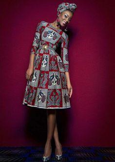 Vêtements et accessoires · Jolie Robe Africaine, Modele De Robe Africaine,  Mode Africaine Femme, Tenue Africaine, be06fe8b9c89