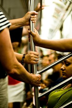 Kazuo Sumida - B Train (from the series A Story of the New York Subway) New York Subway, Nyc Subway, Urban Photography, Street Photography, Metro Subway, Jewish Men, Underground Cities, Old Paris, U Bahn