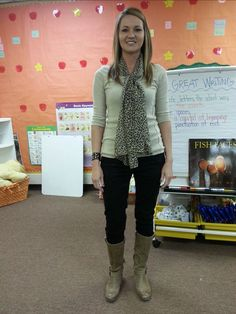 Teacher Clothing Blog- not just for teachers. She has cute outfit ideas for everyday too.