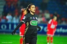 Alex Morgan || CDF : OL Féminin 5 - 0 Grenoble (01.27.2017)
