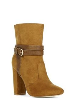 Marvely bootie - www.justfab.com