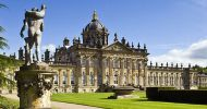 Castle Howard, as seen in the Granada Television series of Brideshead Revisited.