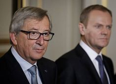 Jean-Claude-Juncker-Donald-Tusk