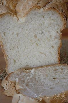 Hoy Hacemos PAN con FARMO ... sin gluten y sin lactosa.