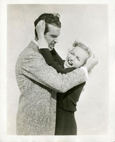 Carole Lombard & Fred MacMurray.  I love this.