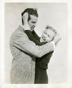 Carole Lombard & Fred MacMurray.  I love this.